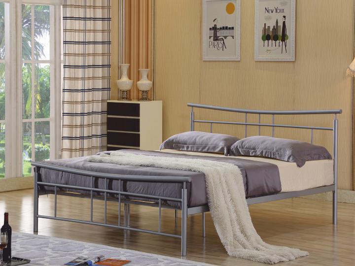 Manželská postel 180 cm - Tempo Kondela - Dorado (s roštem)