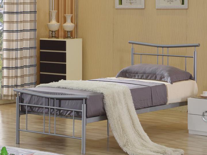 Jednolůžková postel 90 cm - Tempo Kondela - Dorado (s roštem)