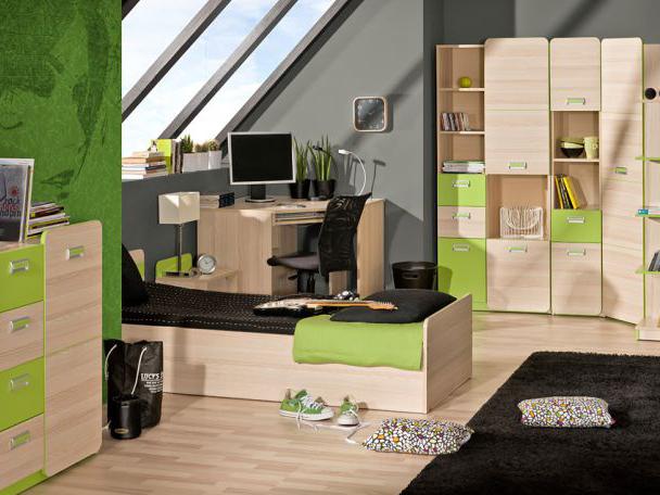 Jednolůžková postel 80 cm - Tempo Kondela - Ego - L13 zelená (s roštem a matrací)