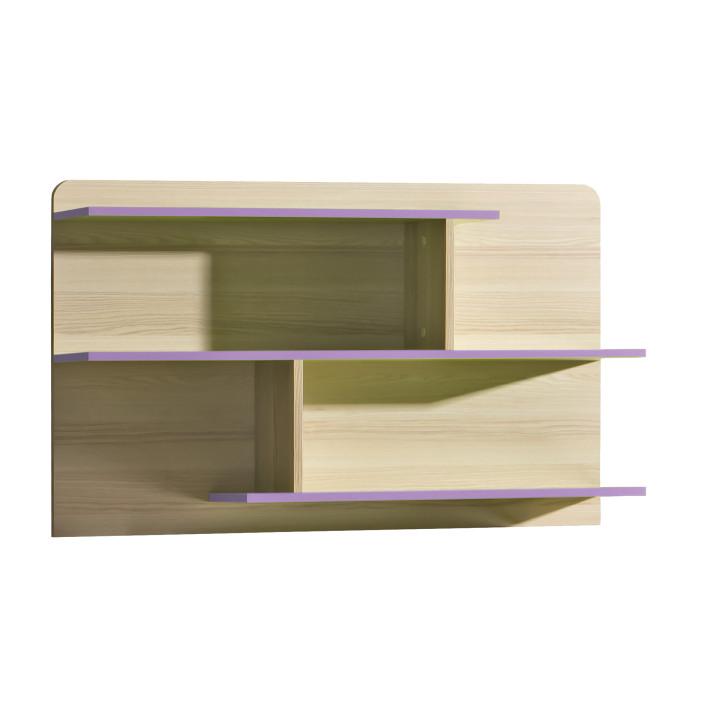 Poličkový systém - Tempo Kondela - Ego - L8 fialová