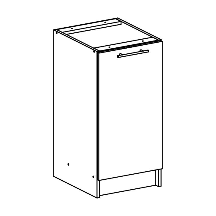 Dolní kuchyňská skříňka - Tempo Kondela - Fabiana - S-40