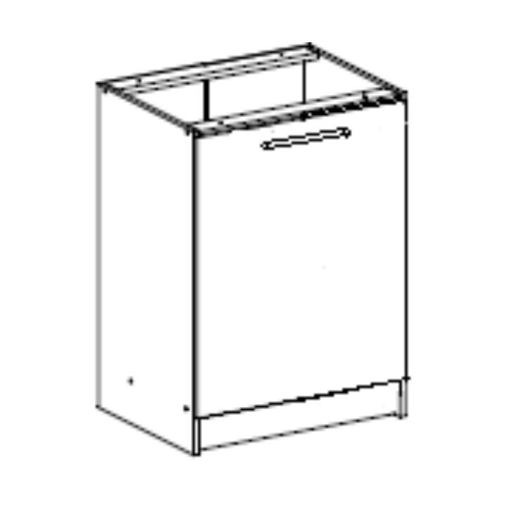 Dolní kuchyňská skříňka - Tempo Kondela - Fabiana - S-60