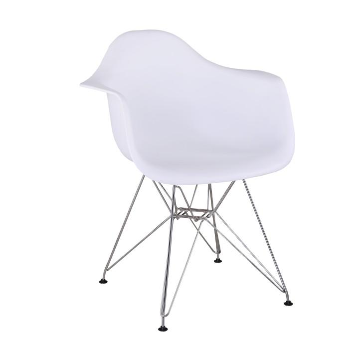 Jídelní židle - Tempo Kondela - Feman new (bílá)