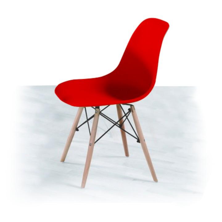 Jídelní židle - Tempo Kondela - Cinkla New červená