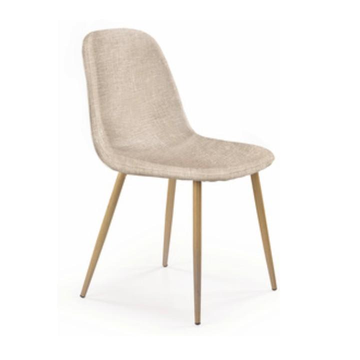 Jídelní židle - Tempo Kondela - Lega (krémová)