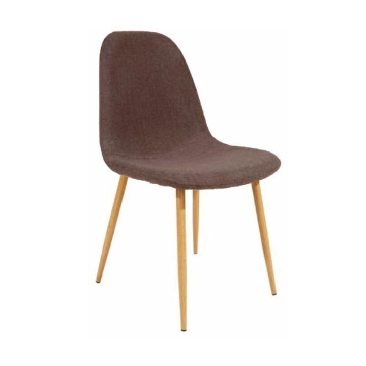 Jídelní židle - Tempo Kondela - Lega (tmavohnědá)