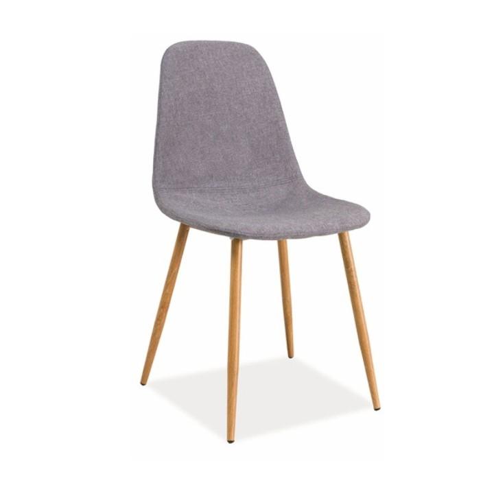 Jídelní židle - Tempo Kondela - Lega (tmavě šedá)