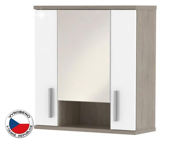 Koupelnová skříňka na stěnu - Tempo Kondela - Lessy - Li01