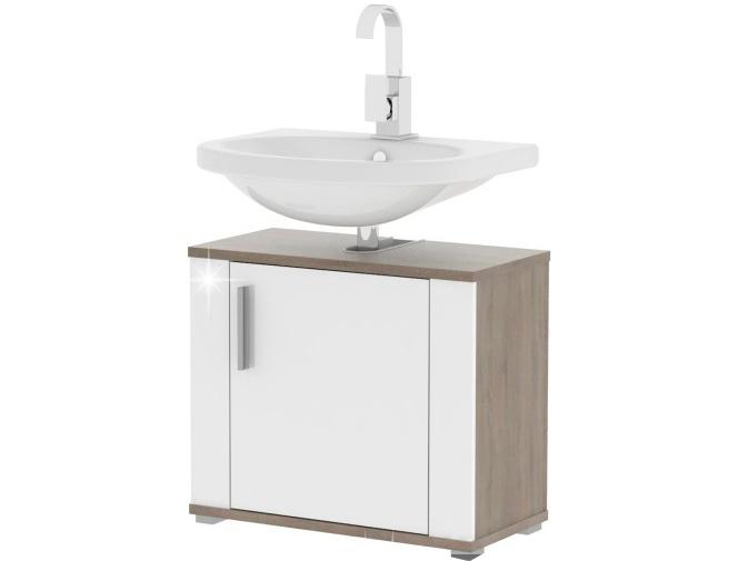 Koupelnová skříňka pod umyvadlo - Tempo Kondela - Lessy - Li02