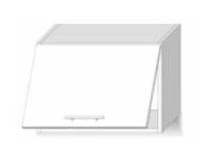 Horní kuchyňská skříňka nad digestoř - Tempo Kondela - Line - G 60 OK