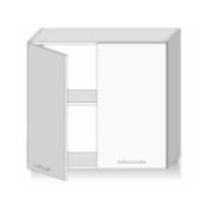 Horní kuchyňská skříňka - Tempo Kondela - Line - G 80