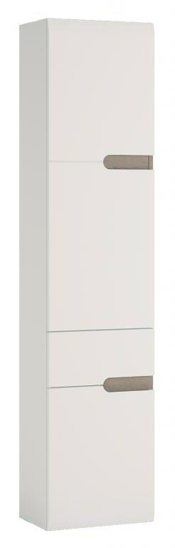 Koupelnová skříňka - Tempo Kondela - Lynatet - Typ 155 levá