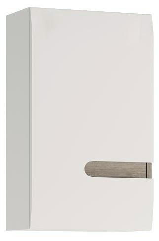 Koupelnová skříňka na stěnu - Tempo Kondela - Lynatet - Typ 157 LTB01 levá