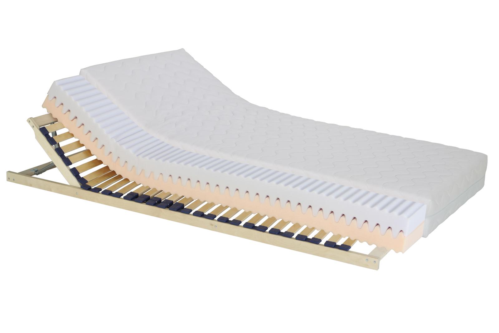 Pěnová matrace - Tempo Kondela - Tempo 30, 200x80 cm