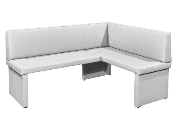 Rohová lavice - Tempo Kondela - Modern bílá (P)