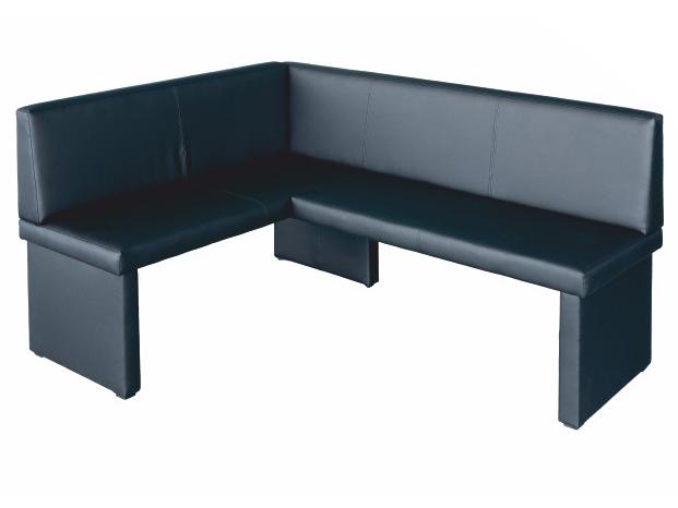 Rohová lavice - Tempo Kondela - Modern černá (L)