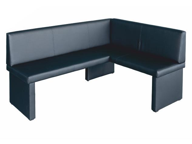 Rohová lavice - Tempo Kondela - Modern černá (P)
