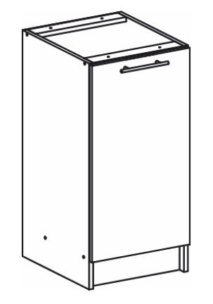 Dolní kuchyňská skříňka - Tempo Kondela - Monda - S40