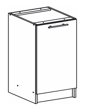 Dolní kuchyňská skříňka - Tempo Kondela - Monda - S60