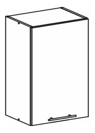 Horní kuchyňská skříňka - Tempo Kondela - Monda - W60