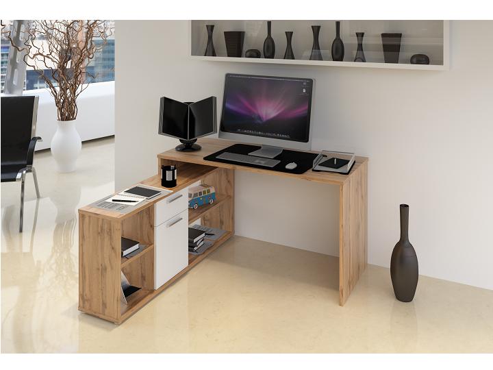 PC stolek - Tempo Kondela - Noe new (dub san remo + bíla)