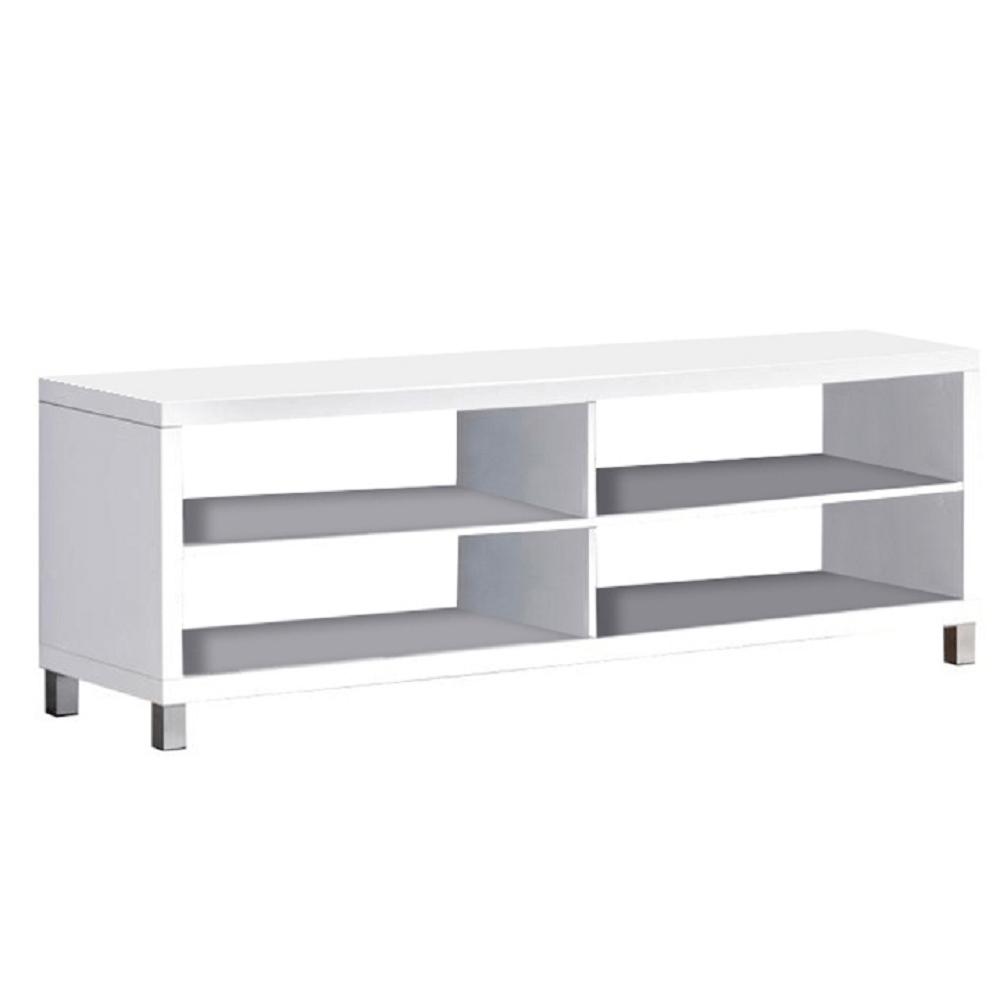 TV stolek - Tempo Kondela - Tansley New bílá TV - 30
