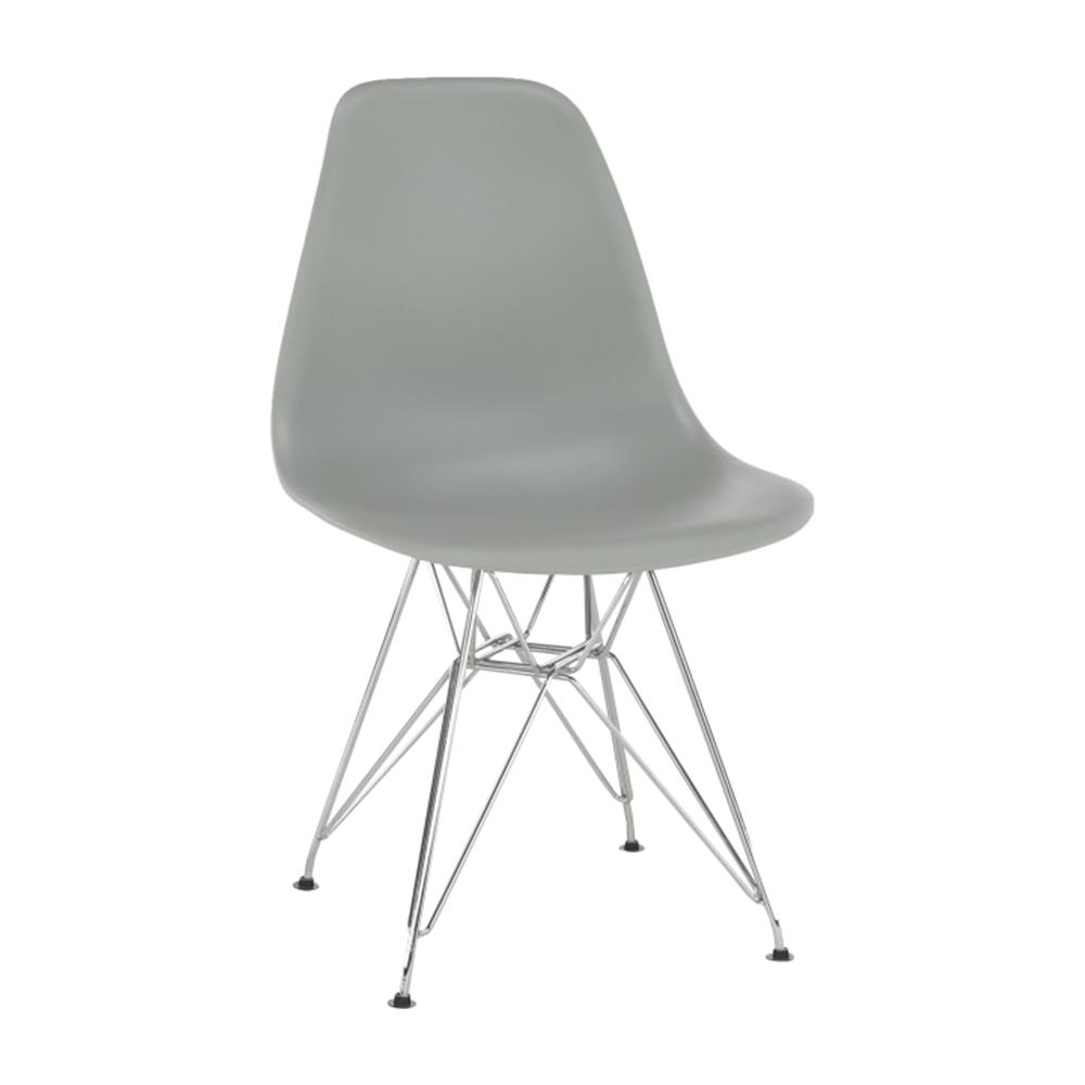 Jídelní židle - Tempo Kondela - Azalee New (šedá)