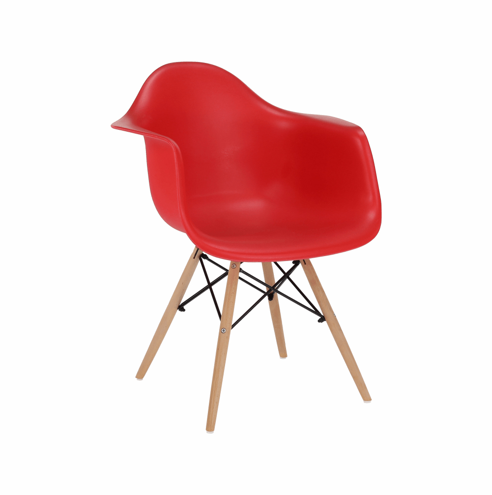 Jídelní židle - Tempo Kondela - Damiron PC-019 (červená)