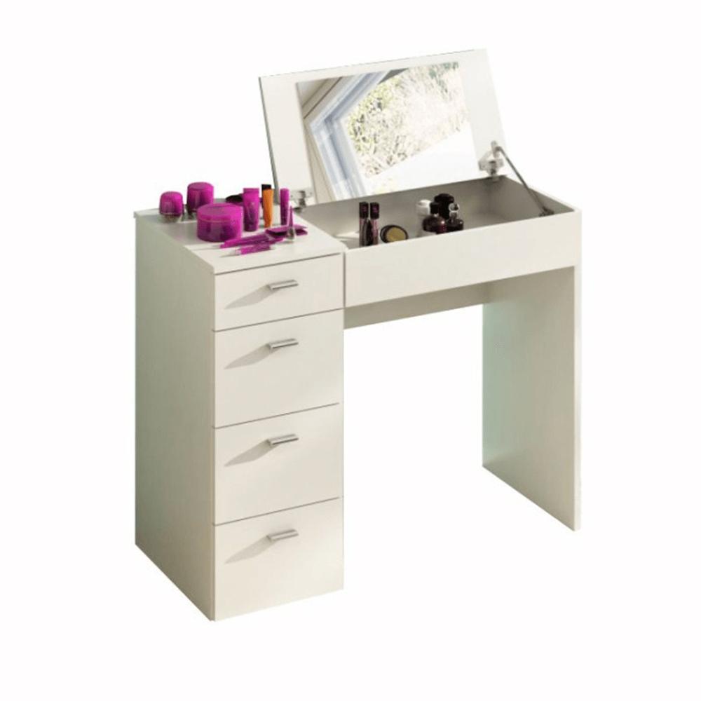 Toaletní stolek - Tempo Kondela - Beula (bílá)