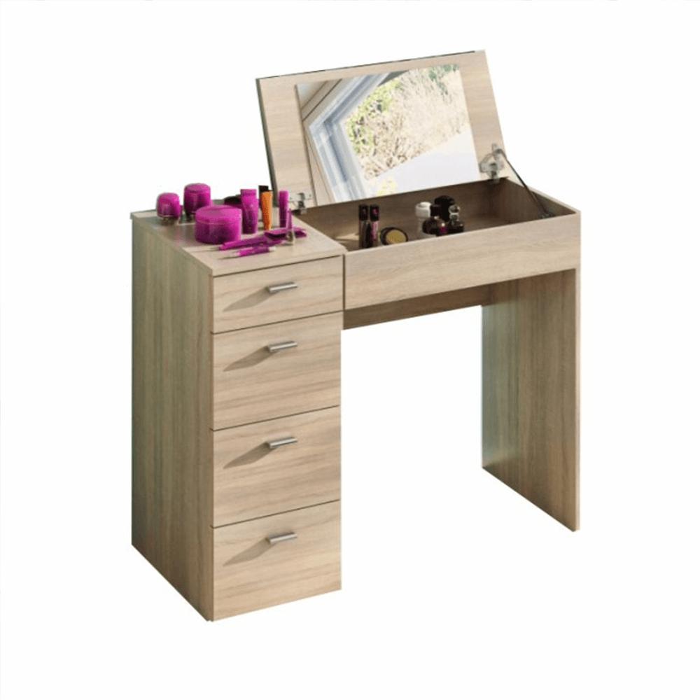Toaletní stolek - Tempo Kondela - Beula (dub sonoma)