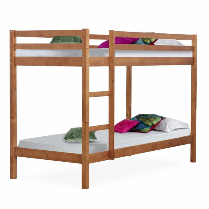 Patrová postel - Tempo Kondela - Vanita (s roštem)