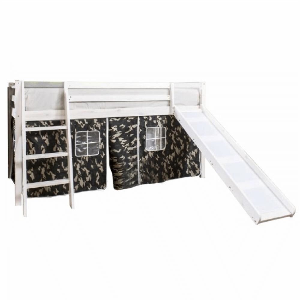 Dětská postel 90 cm - Tempo Kondela - Venfiel (s roštem)