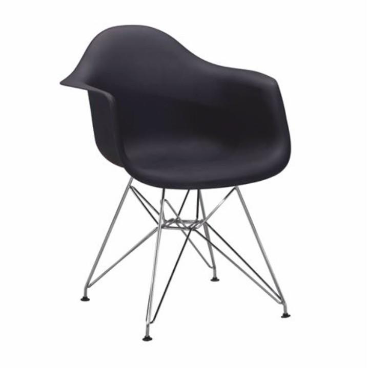Jídelní židle - Tempo Kondela - Freema (černá)
