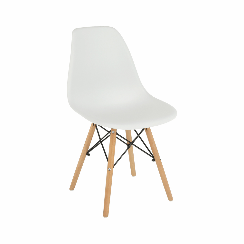 Jídelní židle - Tempo Kondela - Cisi 3 (bílá)