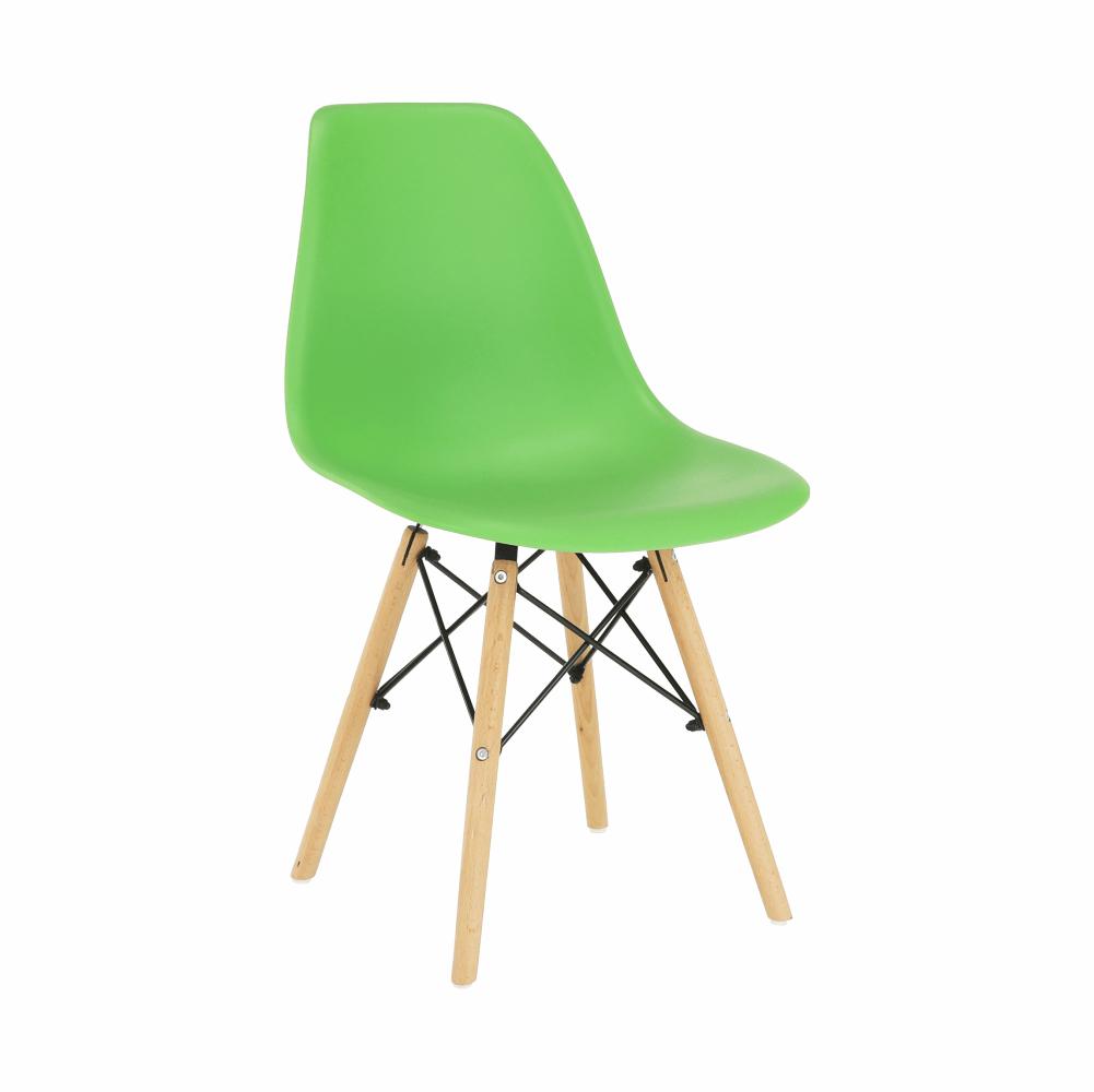 Jídelní židle - Tempo Kondela - Cisi 3 (zelená)