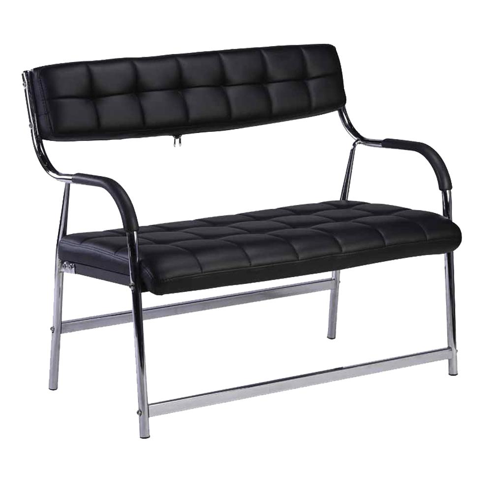 2-miestna lavička - Tempo Kondela - Ilko (černá)