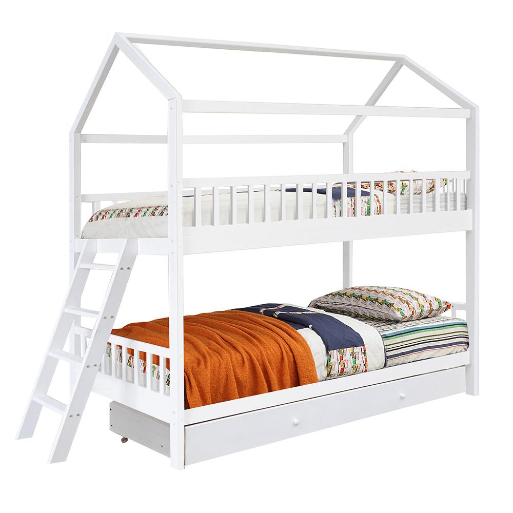 Patrová postel 90 cm - Tempo Kondela - Evva