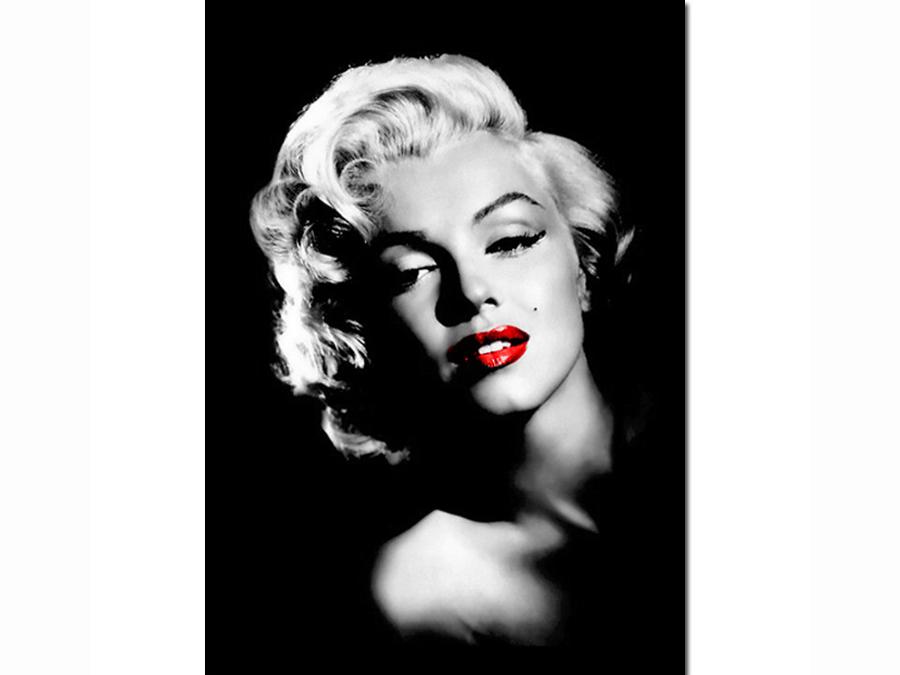 Obraz - Marilyn Monroe T044 70x50 cm