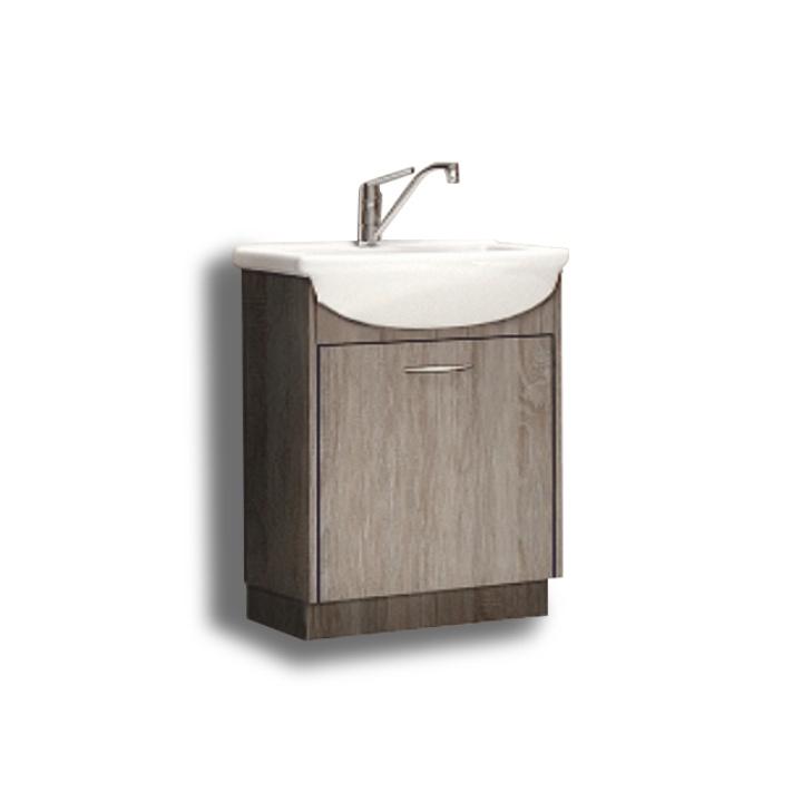 Koupelnová skříňka pod umyvadlo - Tempo Kondela - Olivia - TR 13