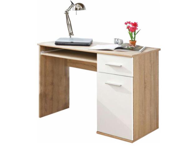 PC stolek - Tempo Kondela - Emio - Typ 06 - Bílá