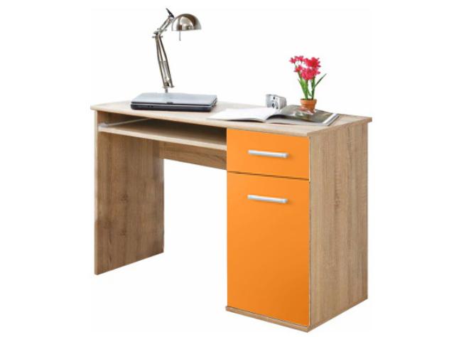 PC stolek - Tempo Kondela - Emio - Typ 06 - Oranžová