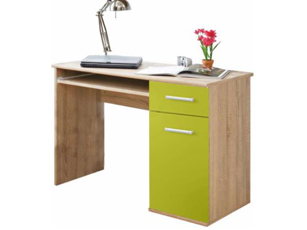 PC stolek - Tempo Kondela - Emio - Typ 06 - Zelená