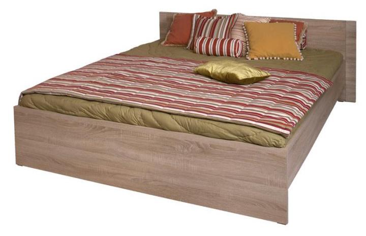 Manželská postel 160 cm - Tempo Kondela - Grand - Typ 20