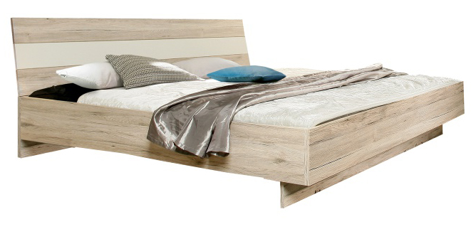 Manželská postel 180 cm - Tempo Kondela - Valeria