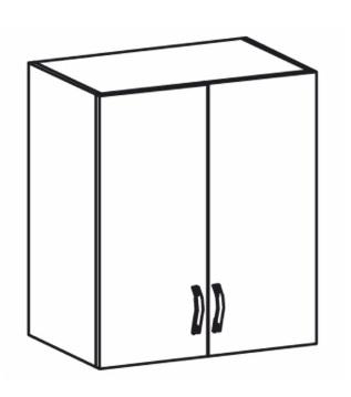 Horní kuchyňská skříňka - Tempo Kondela - Royal - G60