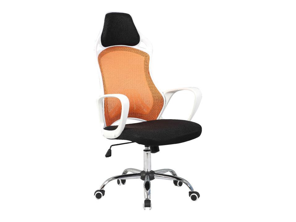 Kancelářské křeslo - Tempo Kondela - Ario (oranžová + černá)