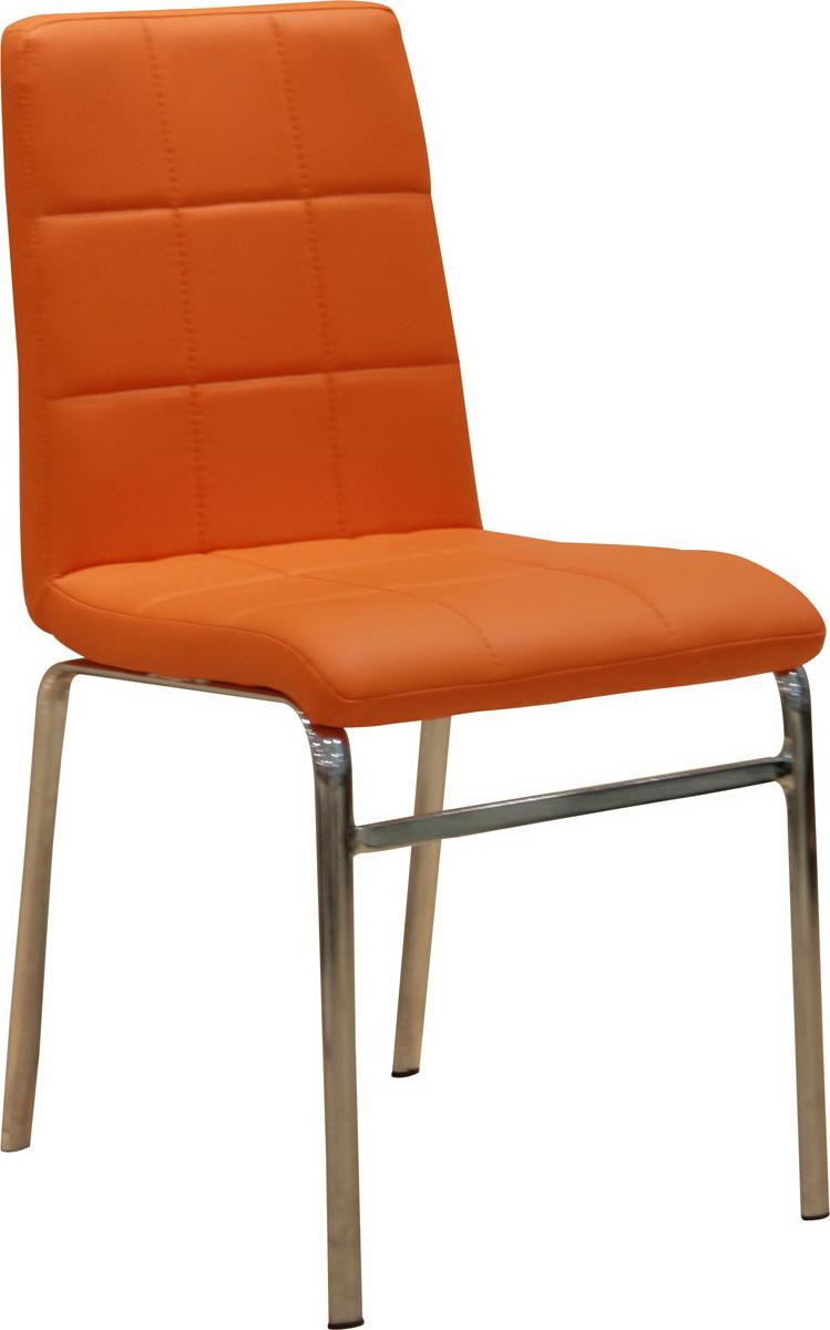 Jídelní židle - Tempo Kondela - Doroty - New oranžová