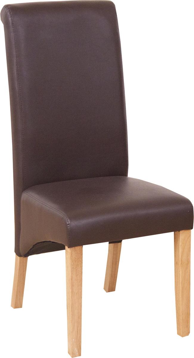 Jídelní židle - Tempo Kondela - Judy ST P-058 hnědá