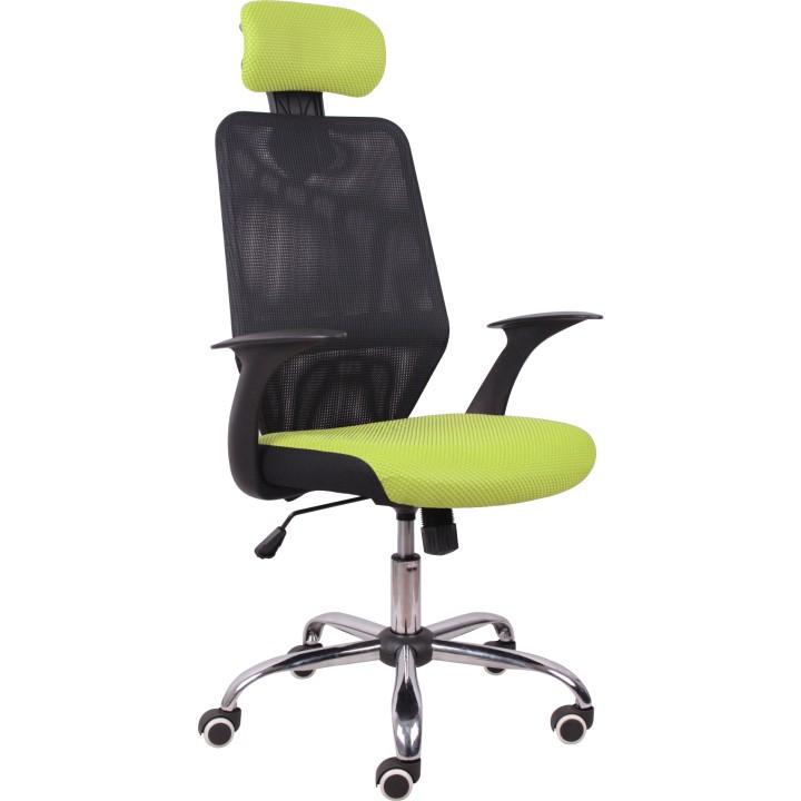 Kancelářské křeslo - Tempo Kondela - Reyes černá + zelená
