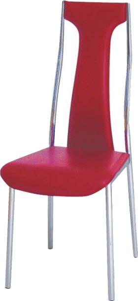 Jídelní židle - Tempo Kondela - Ria-Iris červená
